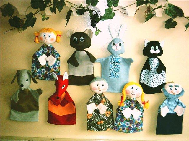 Куклы в детский сад своими руками 93