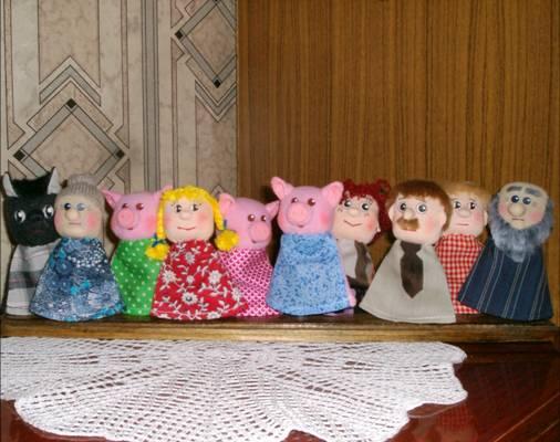 Куклы в детский сад своими руками 66